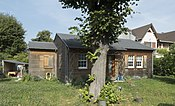 Maison de la cité expérimentale de Merlan à Noisy-le-sec (Seine-Saint-Denis, France).jpg