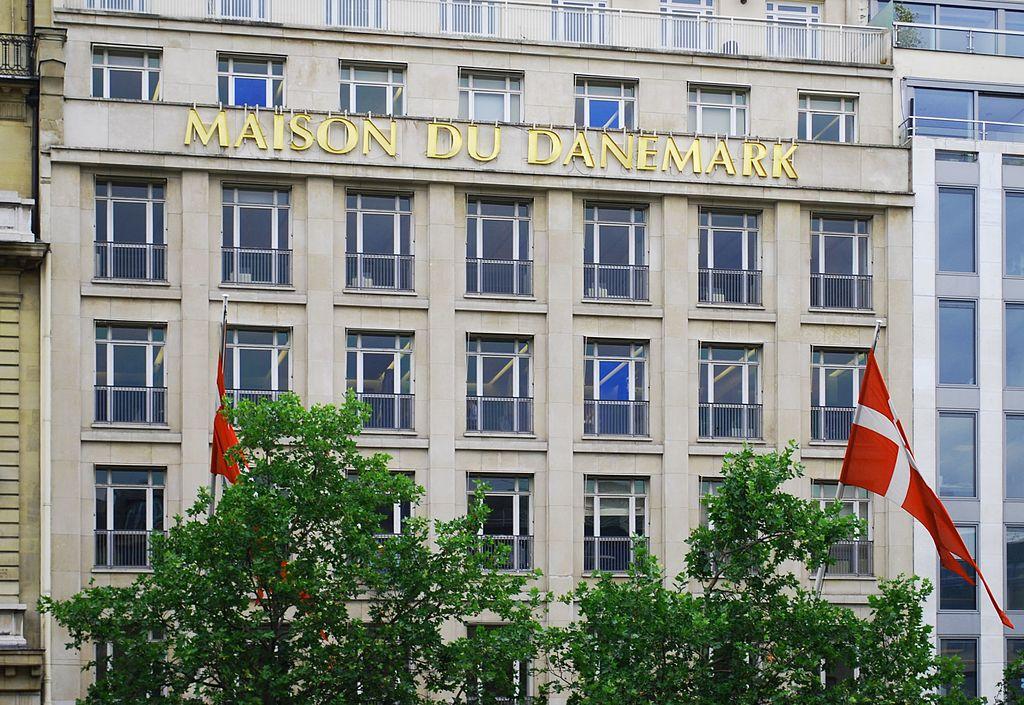 File maison du danemark champs lys es paris 17 july wikipedia - La maison paris 17 ...
