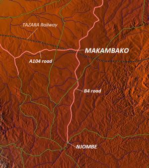 Makambako - Image: Makambako