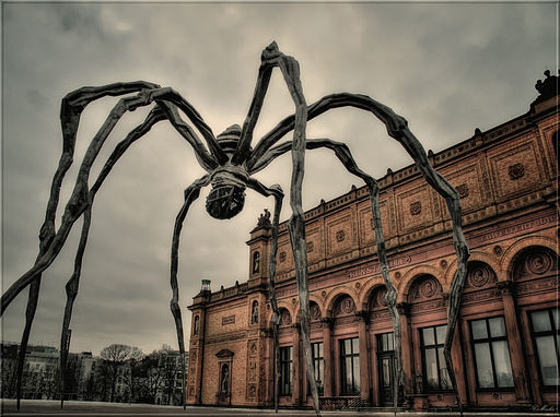 Maman Spinne Kunsthalle HH