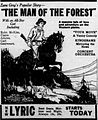 Man of the Forest (1921) - Ad 1.jpg