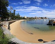 Manly sydney harbour