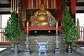 Manpuku temple buddha.jpg