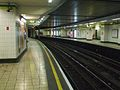 Mansion House stn platform 2 look west.JPG