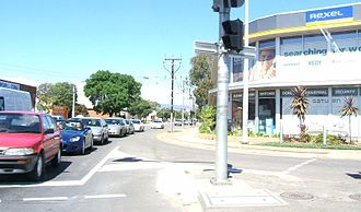 Hindmarsh, South Australia - Manton Street, Hindmarsh