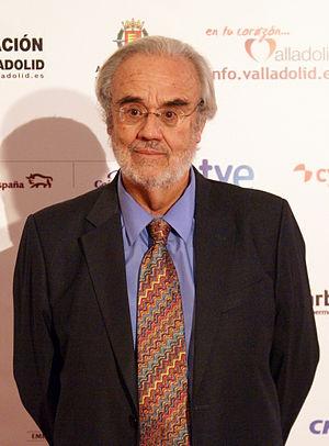 Manuel Gutiérrez Aragón - Image: Manuel Gutiérrez Aragón Seminci 2011
