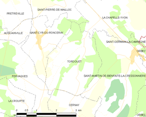 Map commune FR insee code 14693.png