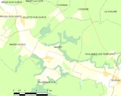 Map commune FR insee code 21655.png
