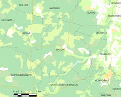 Map commune FR insee code 33026.png