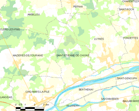 Map commune FR insee code 37217.png