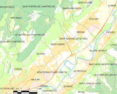 Map commune FR insee code 38397.png