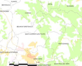 Map commune FR insee code 46273.png