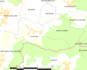 Map commune FR insee code 70313.png