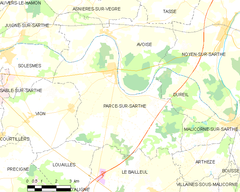 Map commune FR insee code 72228.png