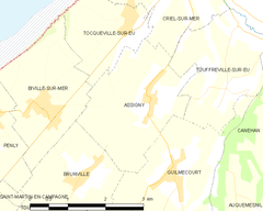 Map commune FR insee code 76027.png