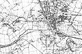Map of Cambridgeshire OS Map name 009-SE, Ordnance Survey, 1884-1892.jpg