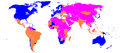 Map of Press Freedom 2009.png