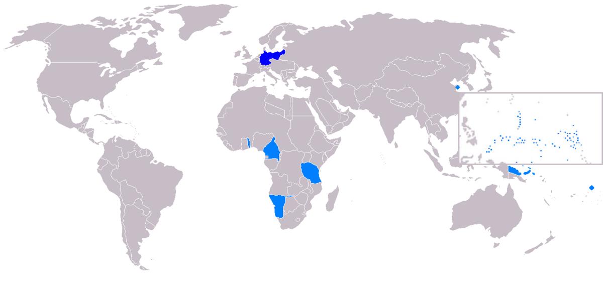 karte deutsche kolonien Deutsche Kolonien – Wikipedia