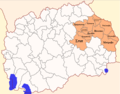 Map of the municipalities of Eastern Statistical Region 2 el.png