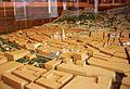 Maqueta de Xàtiva al castell.JPG