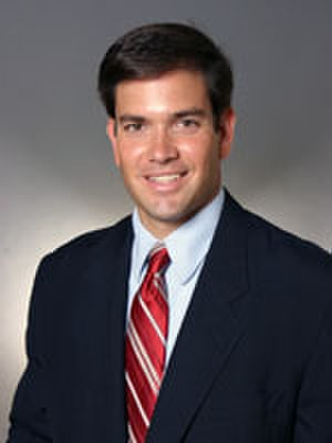 Marco Rubio - Rubio's official portrait as a State Representative