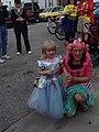 Mardi Gras Day 2008 in Treme, New Orleans - Young Reveler.jpg