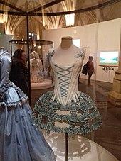 Dunst's lingerie in Marie Antoinette (2006).