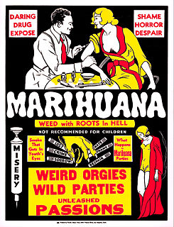 <i>Marihuana</i> (1936 film) 1936 exploitation film directed by Dwain Esper