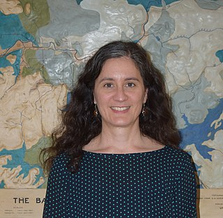 Erika Marín-Spiotta Biogeochemist and ecosystem ecologist.
