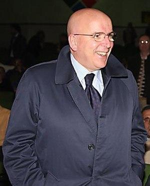 Mario Oliverio - Oliverio in 2008