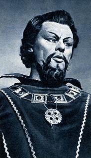 Mario Petri Italian opera singer