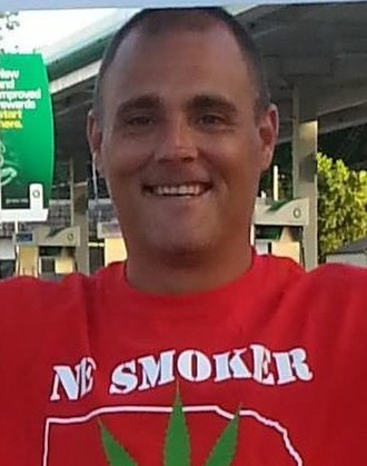 Legal Marijuana Now Party - Image: Mark Elworth