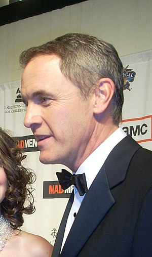 Mark Moses - Moses at El Rey Theatre in Los Angeles, California, October 2008