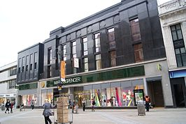 Vestiging M&S in Leeds