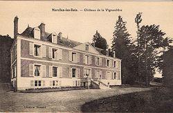 Marolles-les-Buis Château de la Vignardière Eure-et-Loir (France).jpg