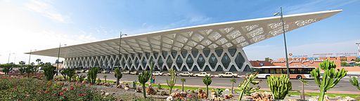Marrakech Menara Airport 1