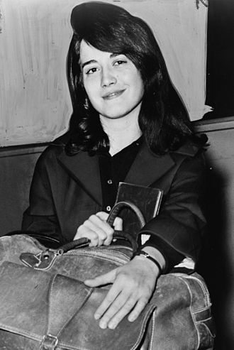Martha Argerich - 21-year-old Martha Argerich in 1962