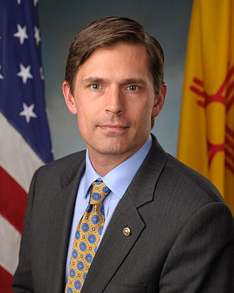 Martin Heinrich - Image: Martin Heinrich, official portrait, 113th Congress