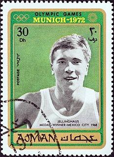 Martin Jellinghaus German athlete