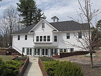 Mary E Bartlett Library, Brentwood NH.jpg