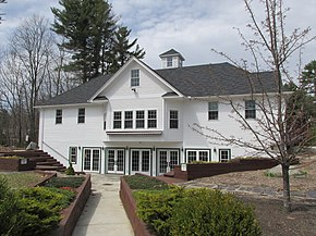 Mary E Bartlett Library, Brentwood NH.jpg