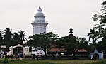 The Great Mosque of Banten, from east side.