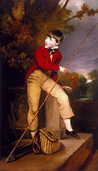 Henry Thomson (painter) - Master Roger Mainwaring by Thomson, ca. 1810