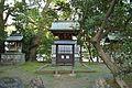 Masumida-jinja (Ichinomiya) Atago-sha, Susanoo-sha & Akiba-sha.JPG