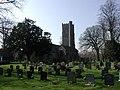 Mathern (Merthyr Tewdrig) Church of St Tewdric - geograph.org.uk - 69773.jpg