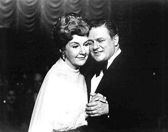 Charles Durning - With Maureen Stapleton in the 1975 made-for-television film Queen of the Stardust Ballroom (both were nominated for an Emmy Award).