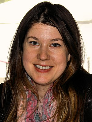 Maureen Johnson - Image: Maureen johnson 2012