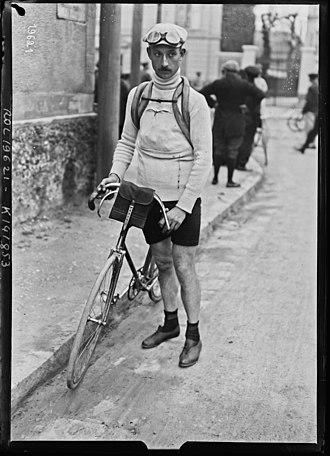 Scheldeprijs - Frenchman Maurice Léturgie won the inaugural Scheldeprijs in 1907.