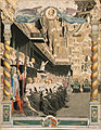 Maurice Leloir - Le Roy Soleil - Pompes funèbres de Madame Henriette.jpg