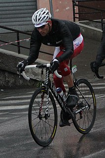 Maxim Belkov Russian road cyclist